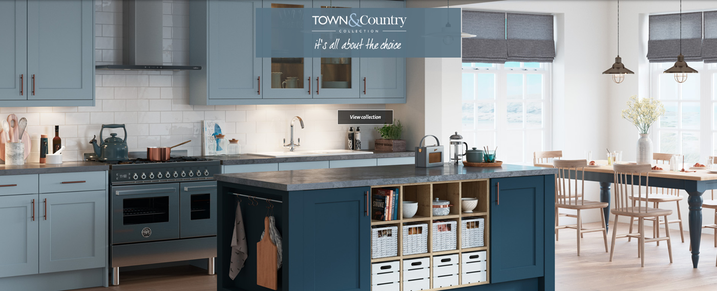 Mereway Town and Country Kitchens